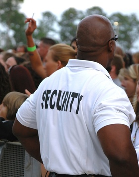 Security Services - Event Security